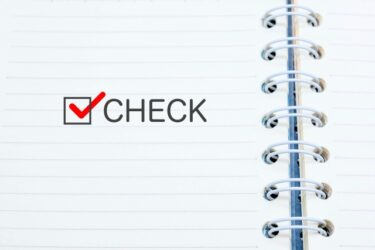 Checklist for viewing sharehouses in Japan